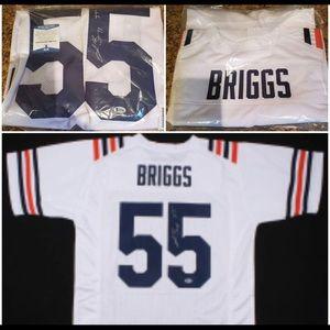 Lance Briggs signed jersey